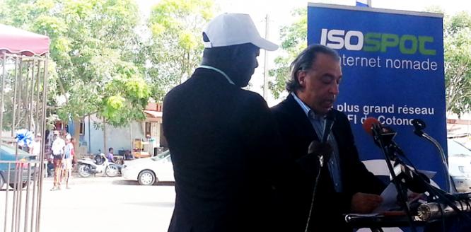 Benintech – Isospot, le nouveau produit de Isocel Télécom pour couvrir Cotonou en Wi-Fi